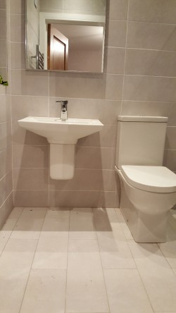 Bathroom tiling and all tile & timber flooring from North West Tiles & Timber, Leitrim, Ireland