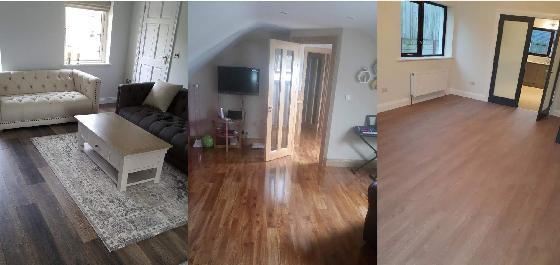 Timber Flooring by North West Tiles & Timber, Co. Leitrim, Ireland